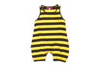 """Barboteuse """"Bumble"""" by Oh Baby London"""