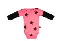 "Body fuchsia ""Stars"" by NUNUNU"