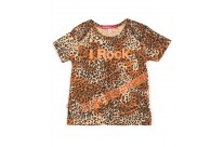 """Tshirt manches courtes """"Leo"""" by Oh Baby London"""